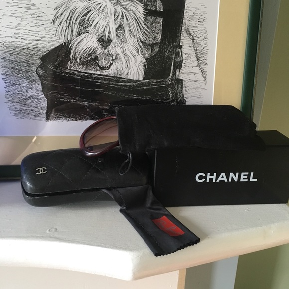 6cdcbb12b1e4ce CHANEL Accessories | Womens Sunglasses With Case Bag And Box | Poshmark